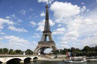 Knappt 300 svenska 18-åringar har fått ett resebidrag av EU och kan börja planera en resa till exempelvis Paris. Arkivbild.