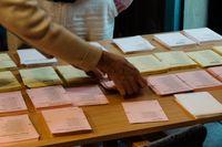 Fler verkar ha förtidsröstat i kyrkovalet i år än 2013. Arkivbild.