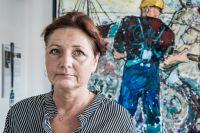 Marie Nilsson, ordförande på fackförbundet IF Metall.