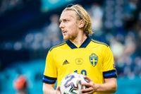 Sverige förlorade mot Ukraina i åttondelen