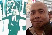 Polisens slutsats: kaptenen Zaharie Ahmad Shah var troligen den ansvarige för flygkraschen – om den orsakades av en människa. Här fångad på bild av övervakningskamera och på Youtube.