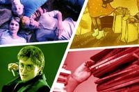 """""""Pojkarna"""" filmatiserades  2016 och fick då högsta betyg av SvD. Aston ömmar för stenar. Harry Potter och hans universum lockar fortfarande."""