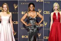 Modehöjdpunkterna från Emmy Awards 2017
