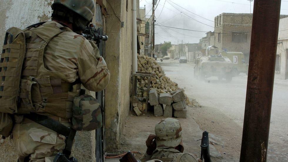 Kriget i Irak