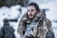 Kan Jon Snow bli den som hamnar på järntronen till sist? Arkivbild.