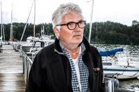 Lars Lundberg, ordförande i Grinds Hages båtklubb i Årstaviken, är kritisk till Stockholms stads sätt att kraftigt höja hyrorna för båtägare.