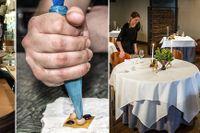 Tre av Stockholms vassaste restauranger: Ekstedt, 10 i White guide, Flickan på plats 23, och Esperanto, näst bäst i stan.
