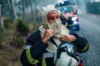 7000 evakuerade i Saint-Tropez