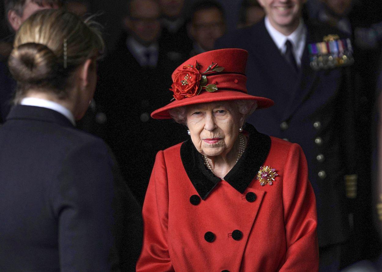 Storbritanniens drottning Elizabeth har haft ett tufft år.