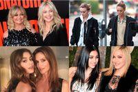 6 kändismammor som är galet lika sina döttrar