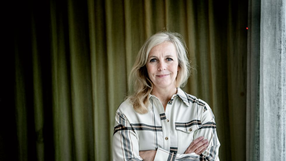Rusningen i energipriserna är något som oroar Länsförsäkringars chefsekonom Alexandra Stråberg.