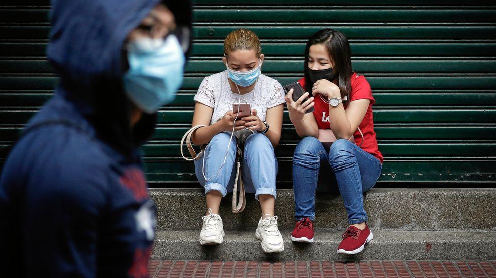 Dubbelt så många är nu smittade av coronaviruset som utbröt i Wuhan än de som smittades av sars 2003.