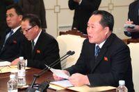 Ri Son Gwon har utsetts till Nordkoreas nya utrikesminister. Arkivbild.