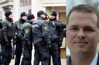 Chatta med Pder Hyllengren om våldsbejakande extremism.