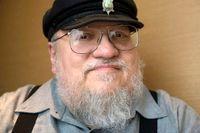 """George R R Martin, författare till """"Sagan om is och eld"""", förlagan till HBO-serien """"Game of thrones""""."""