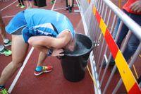 Enligt prognoserna kommer lördagens Stockholms maraton bli ett ovanligt hett lopp.