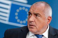 Bulgariens premiärminister Bojko Borisov pressas av oppositionen för den svåra vattenkrisen i staden Pernik, som på fredagen fick miljöminister Neno Dimov att avgå. Arkivbid.