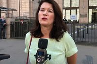 Utrikesminister Ann Linde (S) har uppmanat parterna i Nagorno-Karabach-konflikten att återuppta fredssamtalen. Arkivbild.