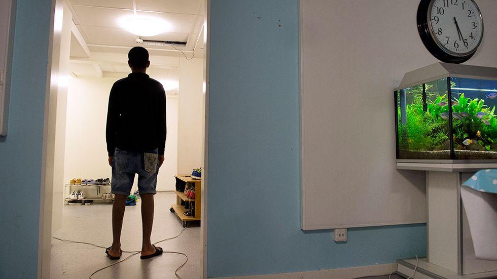 Lång asylprocess är den största riskfaktorn för att utveckla psykiska besvär enligt en studie, skriver artikelförfattarna.