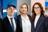 De fem entreprenörerna som gör upp om SvD Affärsbragd 2020.