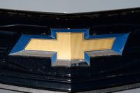 Bilmärket Chevrolet. Arkivbild.