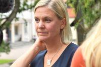 Finansminister Magdalena Andersson (S).