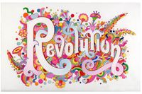 "Alan Aldridge,  ""The Beatles Illustrated Lyrics, 'Revolution' 1968."