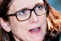 EU:s handelskommissionär Cecilia Malmström (L).