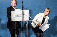 Försvarsminister Peter Hultqvist gick segrande ur striden mot Nord Stream.