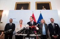 Vice förbundskanslern Heinz-Christian Strache meddelade sin avgång dagen efter att filmen publicerats.