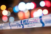 Polisen har inlett en förundersökning om mordförsök. Arkivbild.