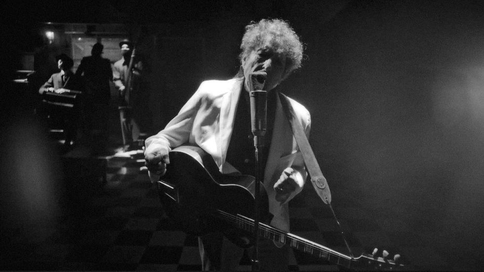 """Bob Dylan i """"Shadow Kingdom""""."""