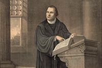 Martin Luther (1483–1546).