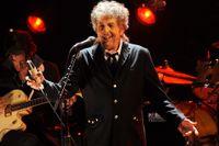 80-årige Bob Dylan anklagas för övergrepp som påstås ha skett för över 50 år sedan. Arkivbild.