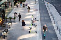 Ytterligare tre kommuner väljer nu att porta elsparkcyklar.