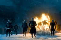 """""""The white walkers""""."""