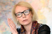 Charlotte Petri Gornitzka. Arkivbild.