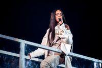 Rihannas liv blir dokumentär. Arkivbild.