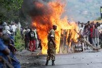 Efter mer än en veckas gatudemonstrationer ser krisen i Burundi bara ut att fördjupas.
