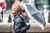 SMHI varnar – blir stora regnmängder