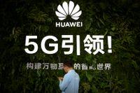 Huawei nekar till att deras 5G-utrustning skulle kunna användas för kinesiskt spionage i andra länder. Arkivbild.