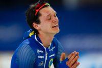 Nils van der Poels väg mot OS ser inte ut att bli helt smärtfri.