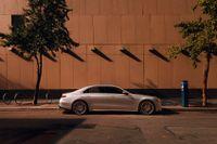Här är Mercedes-Benz uppdaterade lyxbil