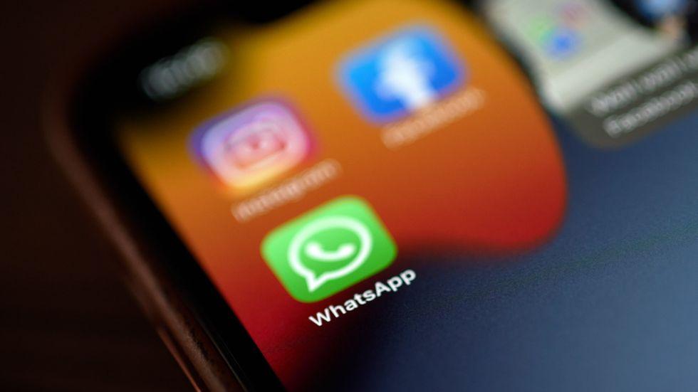 Instagram, Facebook och Whatsapp låg nere i sju timmar.