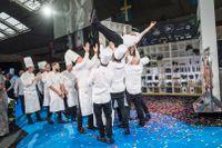 Årets kock har officiell status som SM i professionell matlagning. Av 36 vinnare är 35 män.