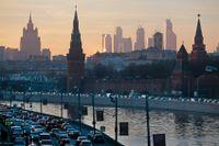 Ryssland utvisar Bulgariens ambassadör i Moskva. Arkivbild.