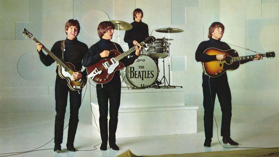 The Beatles 1965.