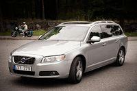 Familjebilarnas familjebil – Volvo V70 – fortsätter att locka köpare till bilhallarna ...