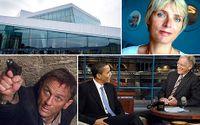 Det nya kulturhuset i Oslo, författaren Hanne Vibeke Holst, Daniel Craig som james Bond och Barack Obama har alla varit heta diskussionsämnen under året 2008.