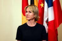 USA:s FN-ambassadör Kelly Craft är ilsken på de medlemmar i säkerhetsrådet som motsätter sig att frågan om Iransanktioner tas upp i rådet.